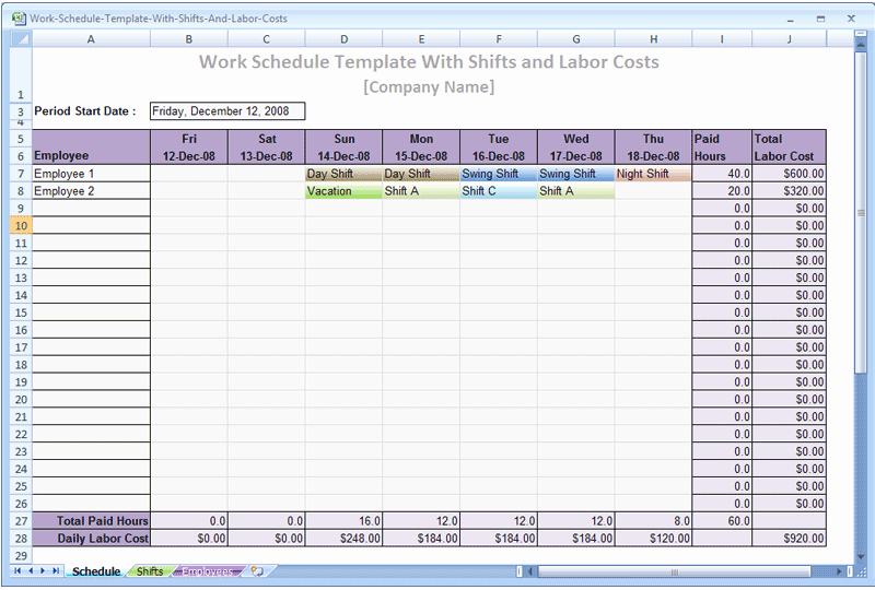 Free Production Scheduling Excel Template Awesome Production Schedule Template