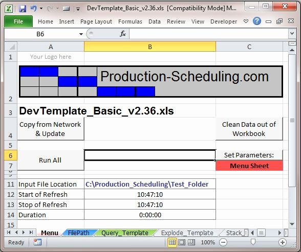 Free Production Scheduling Excel Template Elegant Manufacturing Scheduling Programs Free Excel