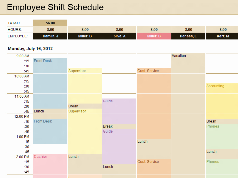 Free Production Scheduling Excel Template Elegant Microsoft Schedule Template
