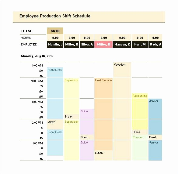 Free Production Scheduling Excel Template New Production Scheduling Templates Doc Excel Free for Flyers