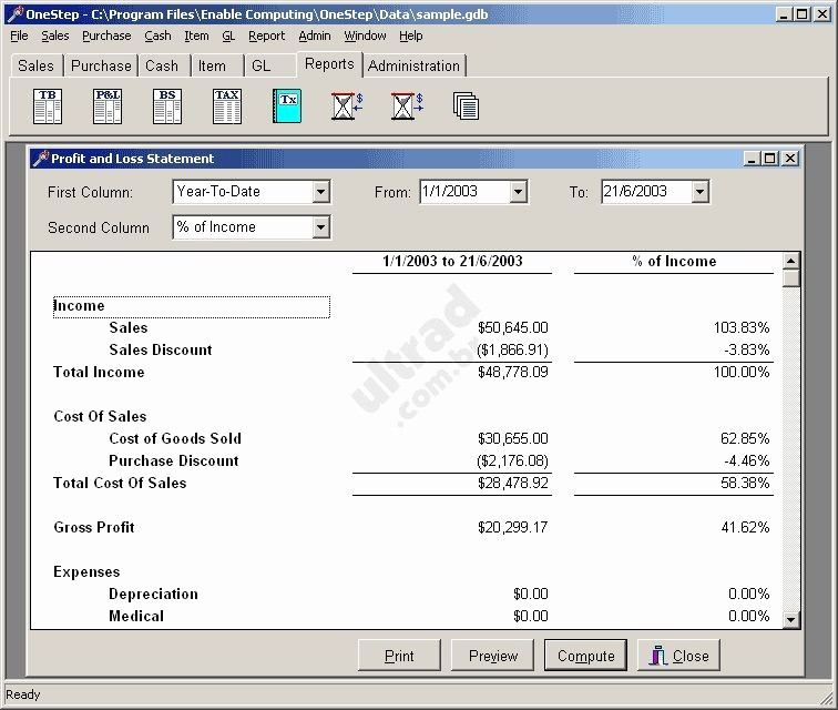 Free Profit and Loss software Beautiful Free Freeware Profit Loss Programs Blogsassistant