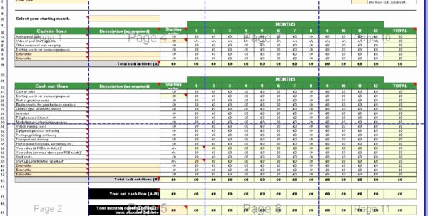 Free Profit and Loss software New Profit and Loss Projection Template Excel Beautiful Free
