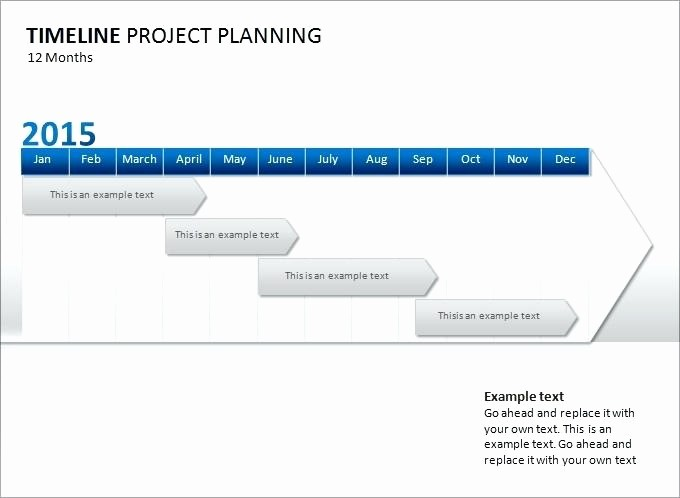 Free Project Management Timeline Template Unique Project Management Timeline Template Chronogram Free