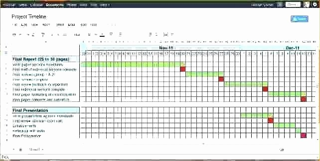 Free Project Management Timeline Template Unique Project Management Timeline Template Excel How to Create A