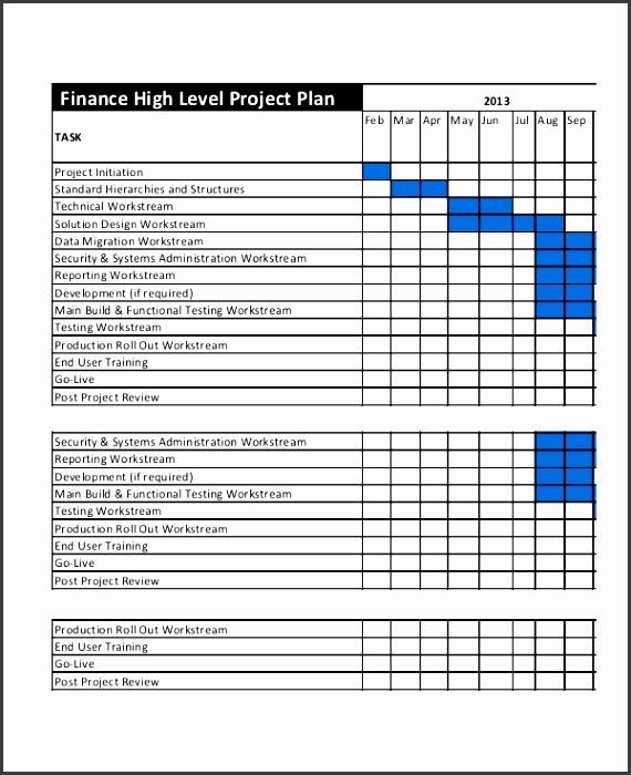 Free Project Plan Template Word Elegant 6 Free Project Plan Template Word Sampletemplatess