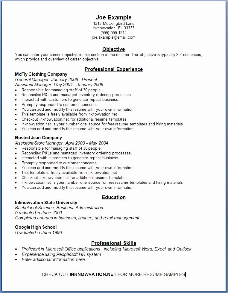 Free Resume Cover Letter Samples Lovely Free Resume Samples Line