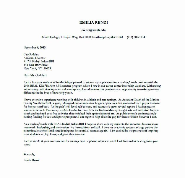 Free Resume Cover Letter Template Elegant Resume Cover Letter Templates to Secure Job Application