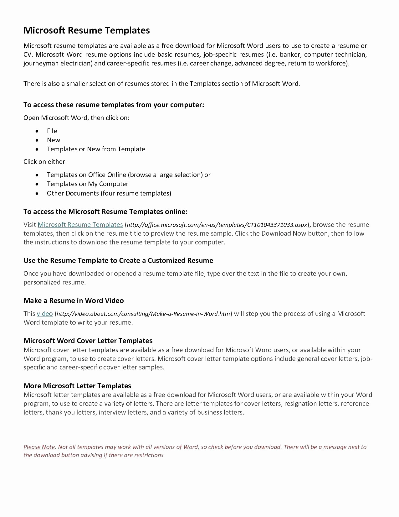 Free Resume Cover Letter Template Luxury General Cover Letter Template Free Examples