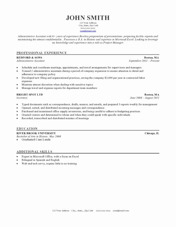 Free Resume Template Download Word Beautiful 50 Free Microsoft Word Resume Templates for Download