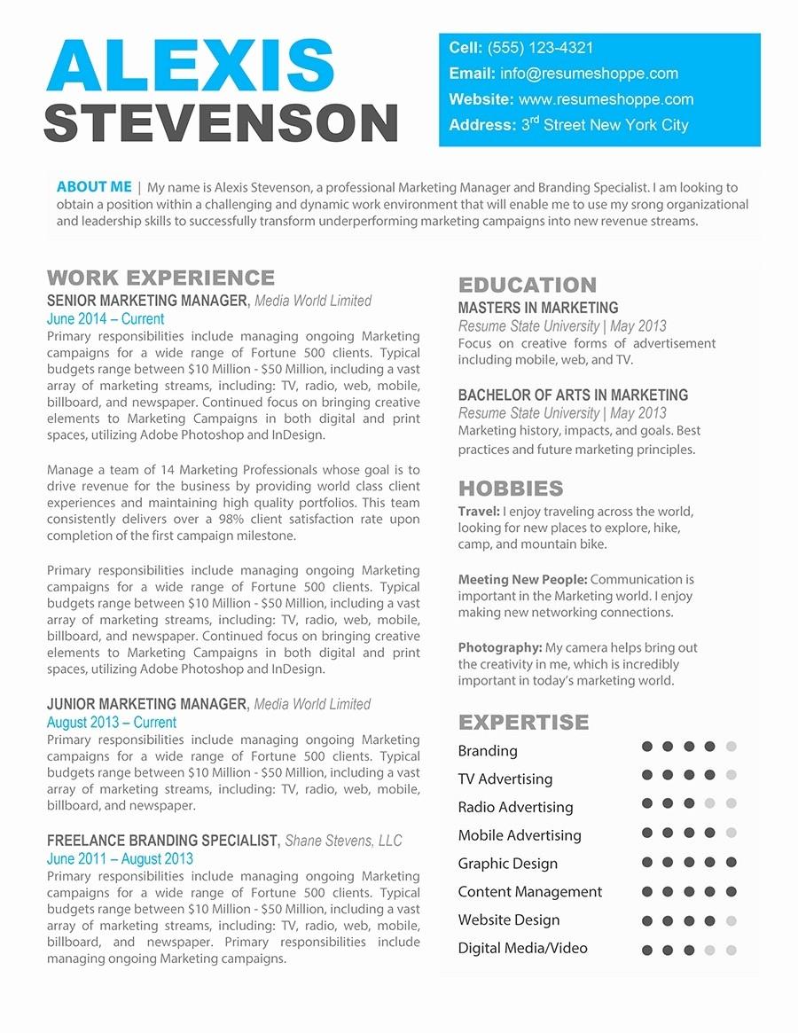 Free Resume Templates 2017 Word Beautiful Creative Resume Templates 2017