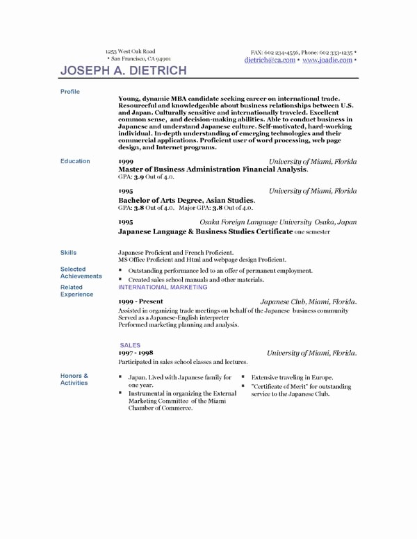 Free Resume Templates and Downloads Elegant Teacher Resume Templates