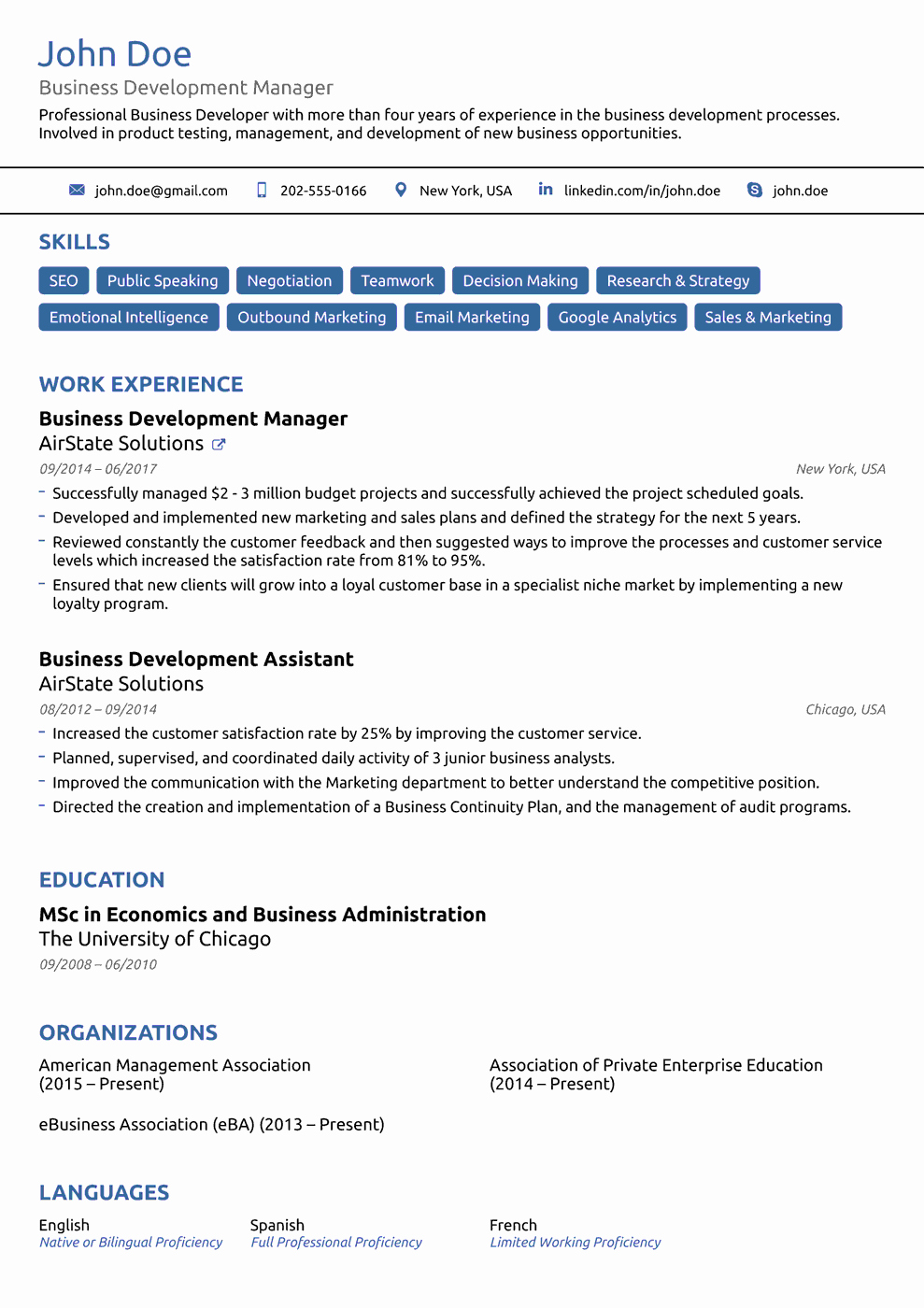 Free Resume Templates and Downloads Luxury 8 Best Line Resume Templates Of 2018 [download & Customize]