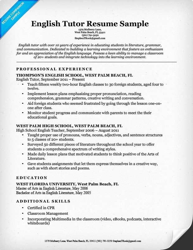"Free Resume Templates In English Luxury Stop Homework ""i Have Banned My Child From Doing"
