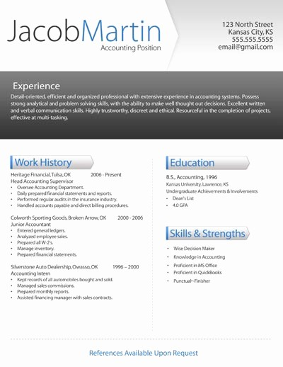 Free Resumes Download Word format New Modern Resume Template Free