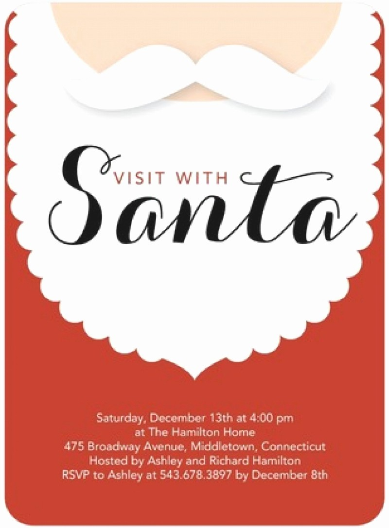 Free Secret Santa Flyer Templates Beautiful Secret Santa Invitation Template – orderecigsjuicefo