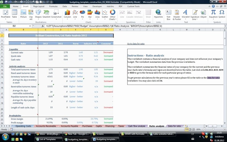 Free Small Business Ledger Template Fresh Bookkeeping Excel Template Use This General Ledger