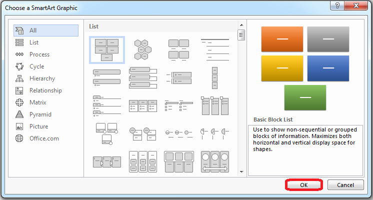 Free Smartart Graphics for Word Inspirational How to Insert Smartart Graphics In Word 2013