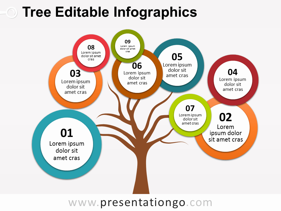 Free Smartart Graphics for Word Luxury Free Powerpoint Templates About Tree Presentationgo