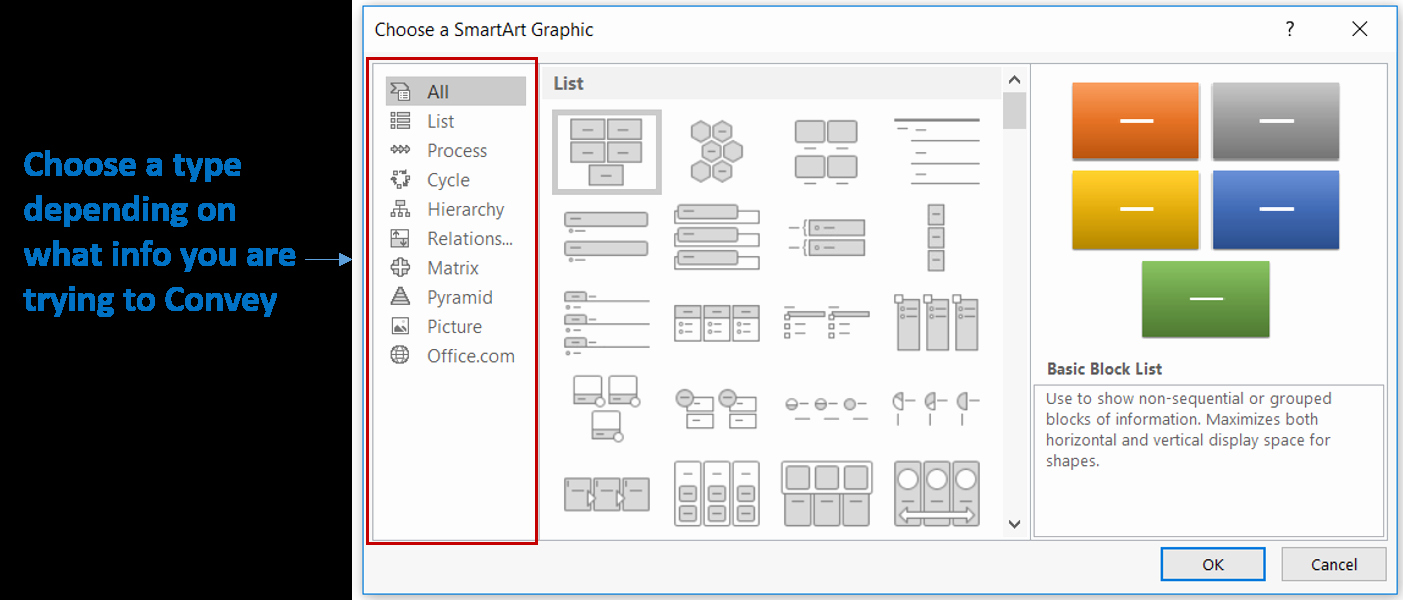 Free Smartart Graphics for Word Luxury How to Create An organization Chart Using Smartart In Word