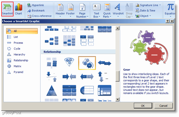 Free Smartart Graphics for Word Unique How to Make A Flow Chart In Microsoft Word 2007
