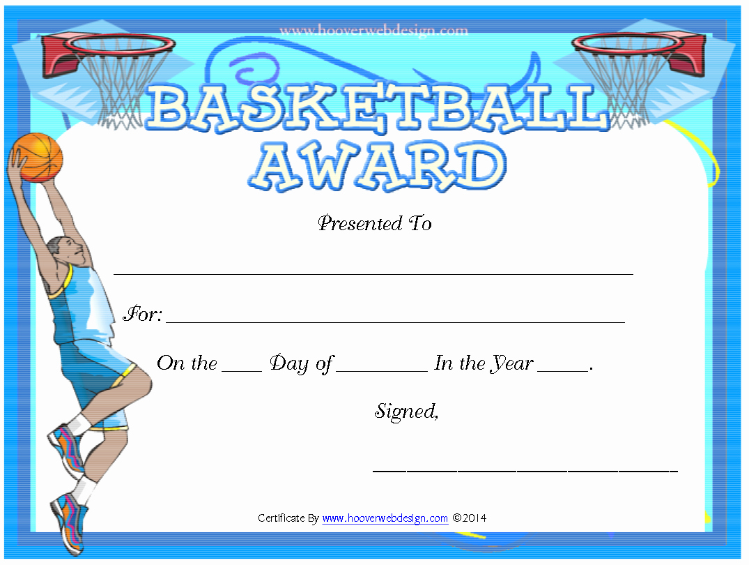 Free softball Certificates to Print Awesome Pin by Crafty Annabelle On Basketball Printables
