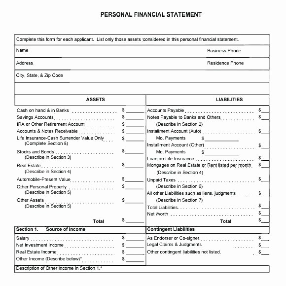 Free Statement Of Accounts Template Fresh Statement Of Account Template Free – iso Certification