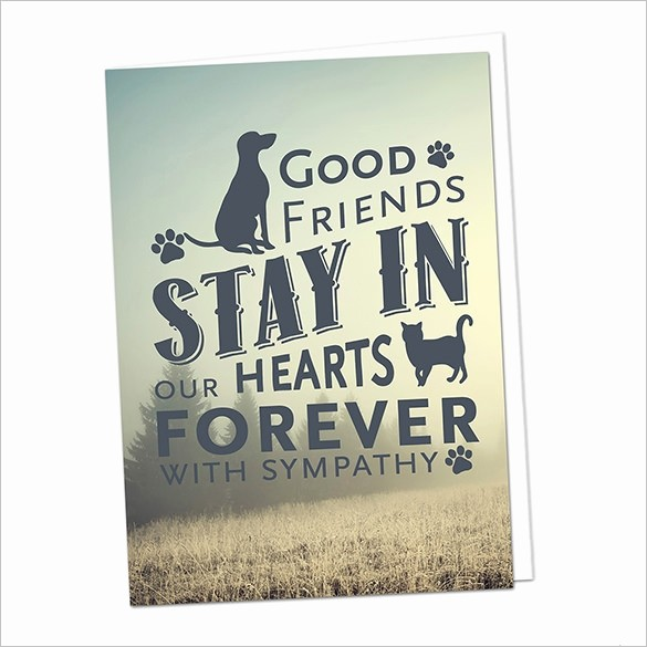 Free Sympathy Cards to Print Awesome Sympathy Card Template Invitation Template