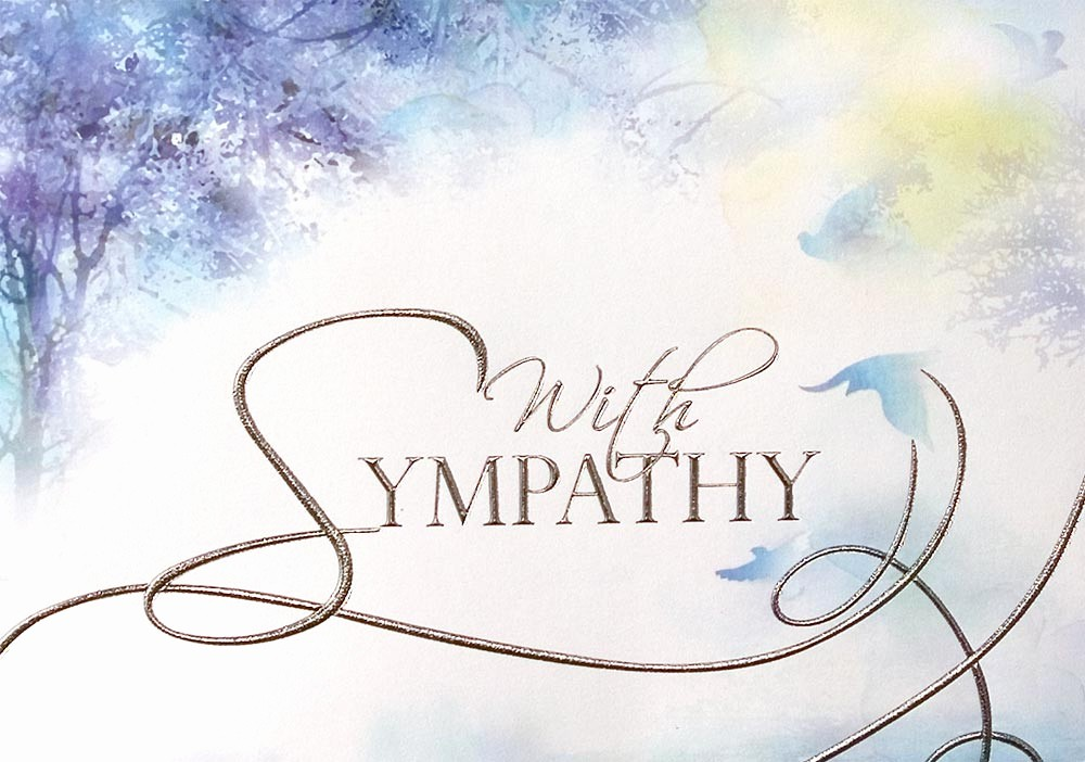 Free Sympathy Cards to Print Beautiful 4 Best Of Printable Make A Sympathy Card Free
