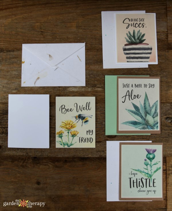Free Sympathy Cards to Print Best Of Punny Printable Sympathy Cards for Plant Lovers Garden