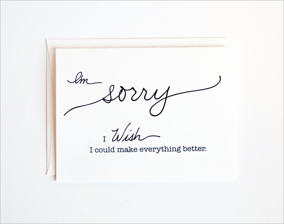 Free Sympathy Cards to Print Inspirational 13 Sympathy Card Templates Psd Ai Vector Eps