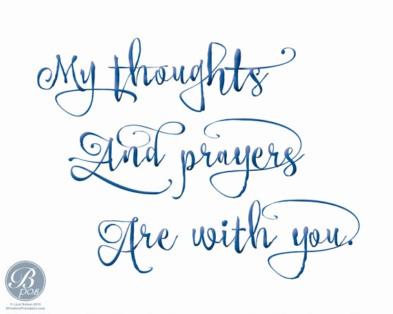 Free Sympathy Cards to Print Inspirational thoughts and Prayers Clipart & Clip Art 8871