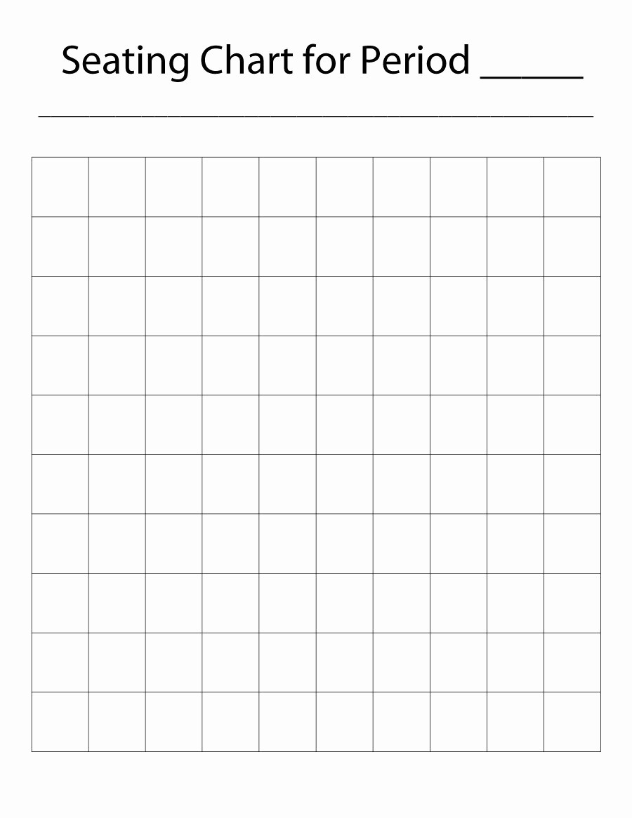Free Table Seating Chart Template Fresh 40 Great Seating Chart Templates Wedding Classroom More