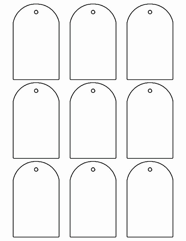 Free Tag Templates for Word Elegant Downloadable Label Templates Free Printable Tag Birthday