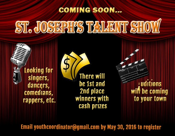 Free Talent Show Flyer Template Inspirational 12 Talent Show Flyer Templates
