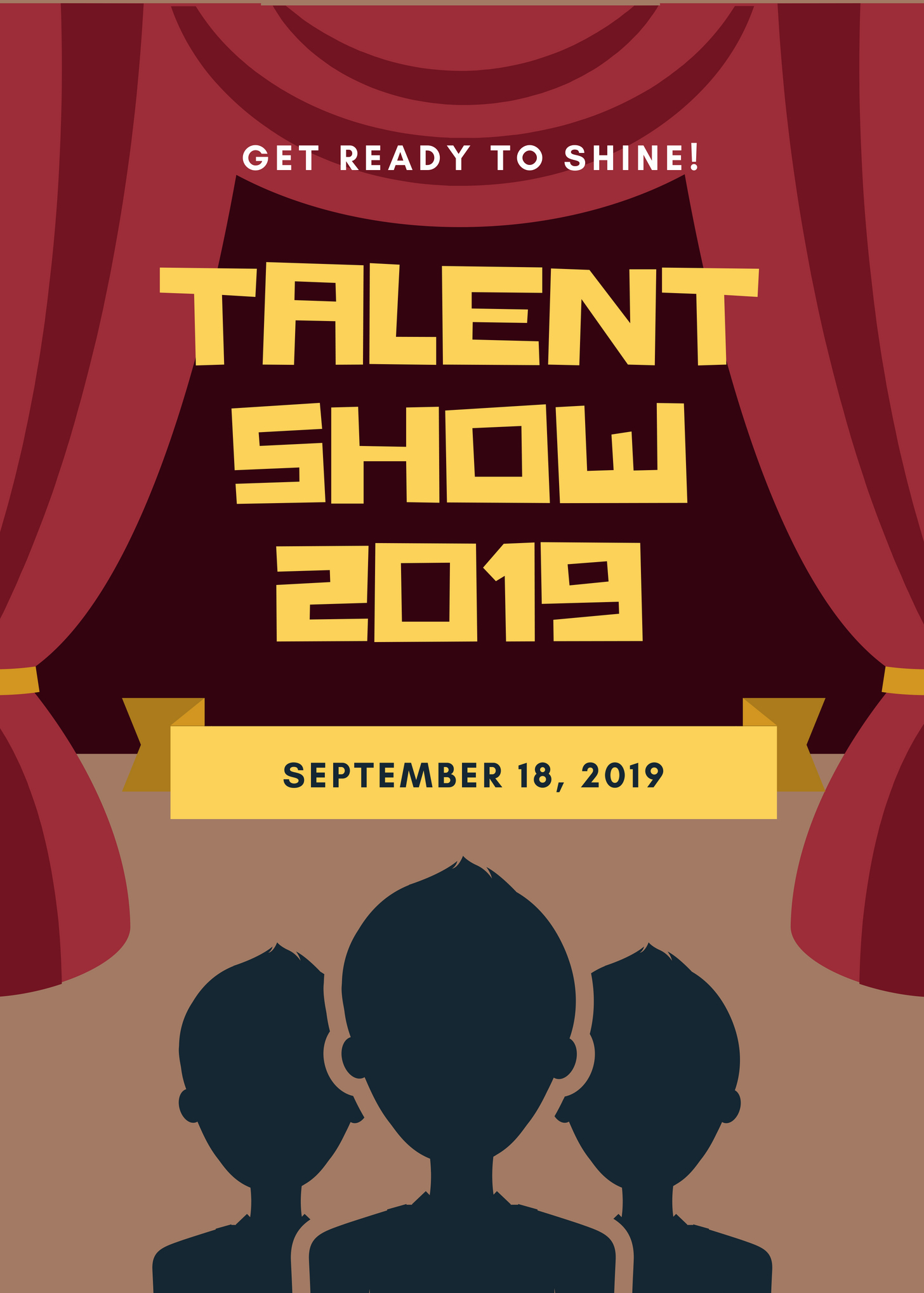 Free Talent Show Flyer Template Inspirational 23 Tips and Ideas to Promote Your School event