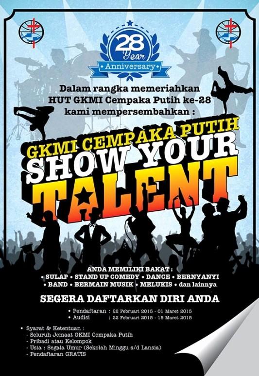 Free Talent Show Flyer Template Lovely 6 Talent Show Poster Website Wordpress Blog