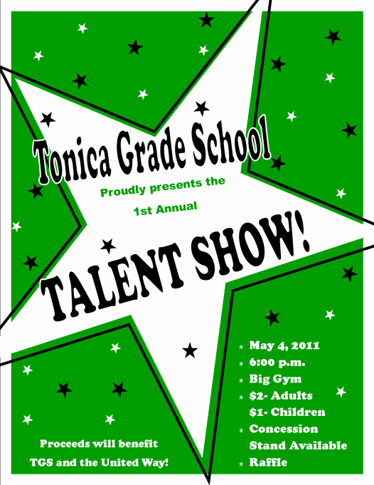 Free Talent Show Flyer Template Unique Amazing Talent Show Flyer Templates Word Excel Samples