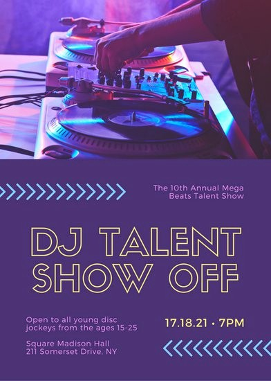 Free Talent Show Flyer Templates Beautiful Talent Show Flyer Planet Flyers