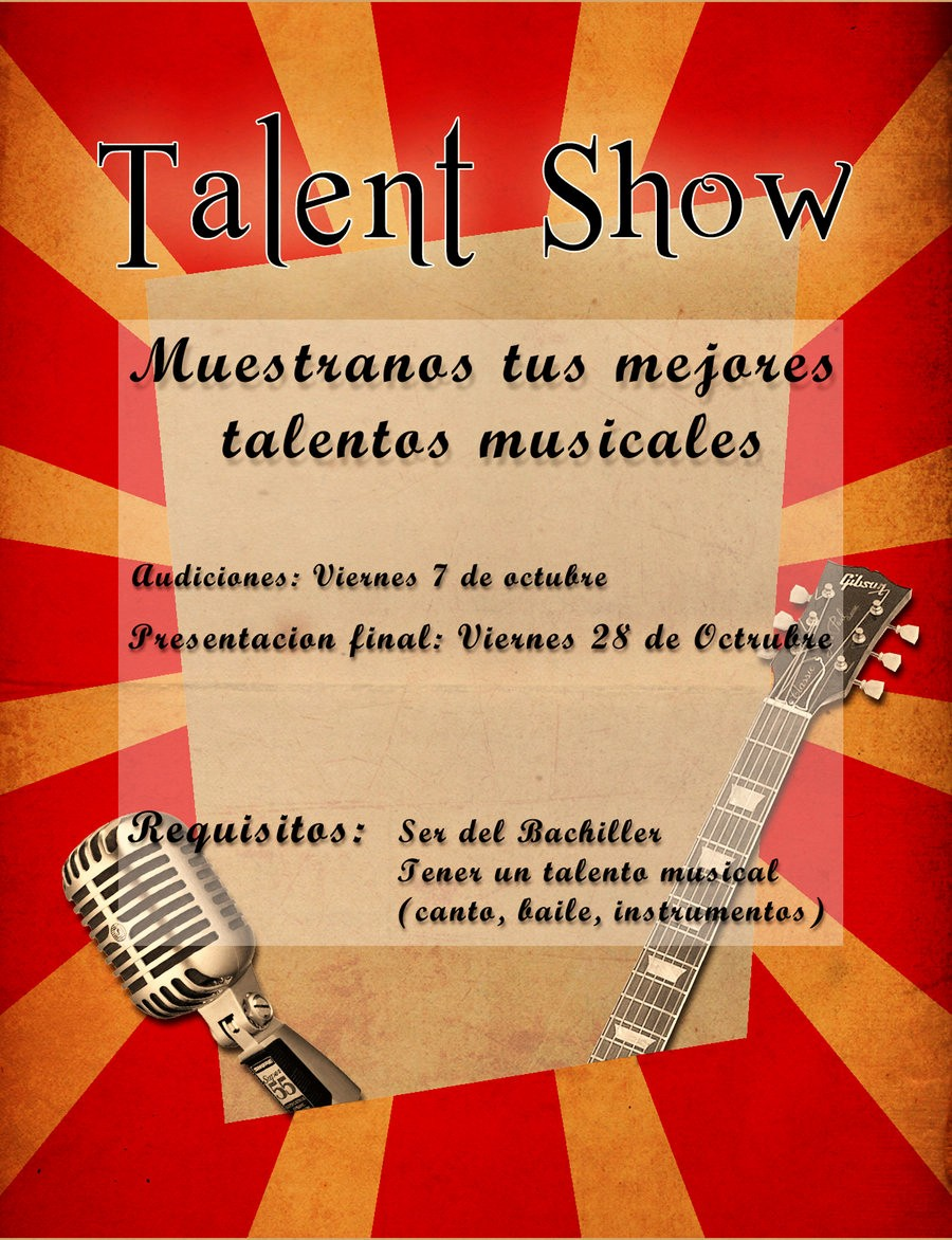 Free Talent Show Flyer Templates Unique Talent Show Flyer Sketch by Pinwinoblood On Deviantart