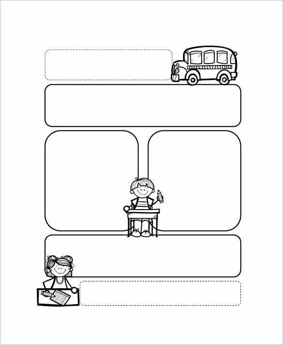 Free Teacher Newsletter Templates Word Awesome 13 Printable Preschool Newsletter Templates Pdf Doc