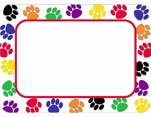 Free Template for Name Tags Lovely Free Printable Blank Name Tags Printable 360 Degree