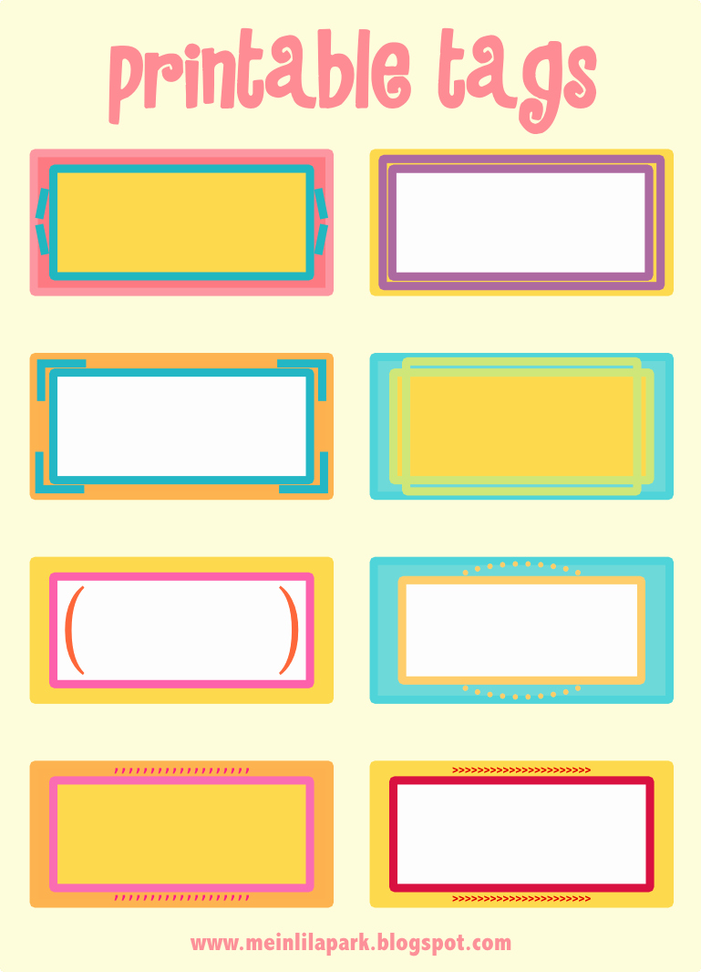 Free Template for Name Tags Unique 7 Best Of Printable Blank Name Tags Free