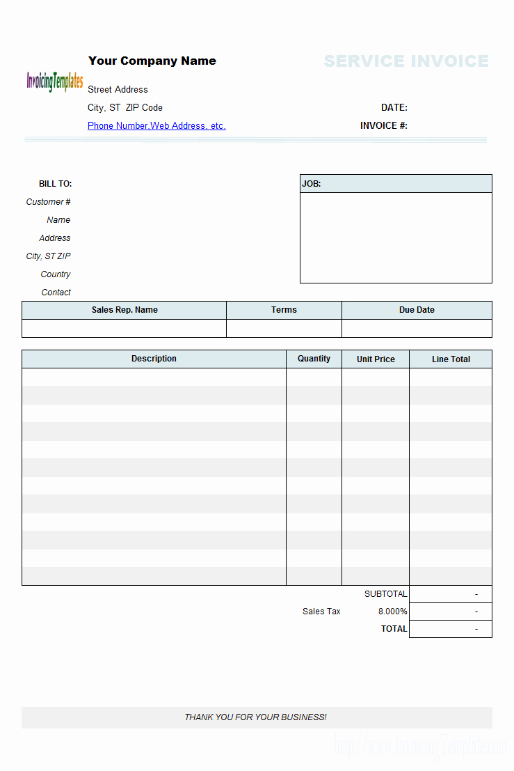 Free Templates for Billing Invoices Inspirational Independent Contractor Invoice Template Free