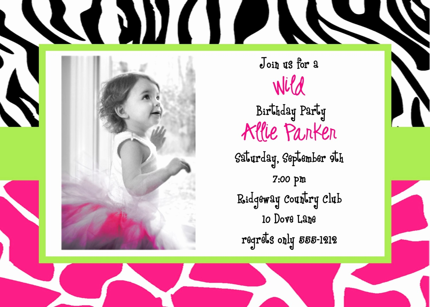 Free Templates for Birthday Invitations Inspirational How to Choose the Best E Free Printable Birthday