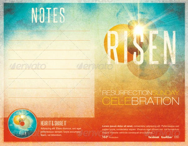 Free Templates for Church Bulletins Inspirational Church Bulletin Template 12 Free Pdf Psd format