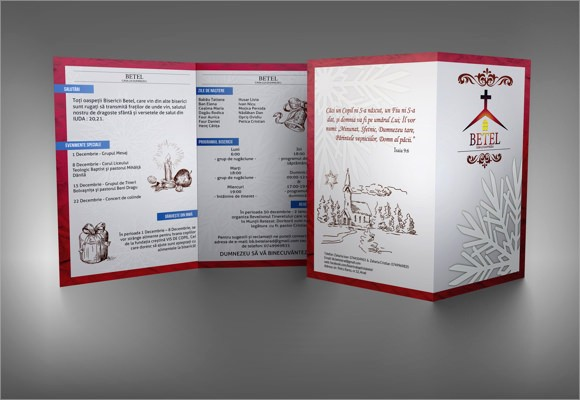 Free Templates for Church Bulletins Luxury 10 Amazing Sample Church Bulletin Templates to Download