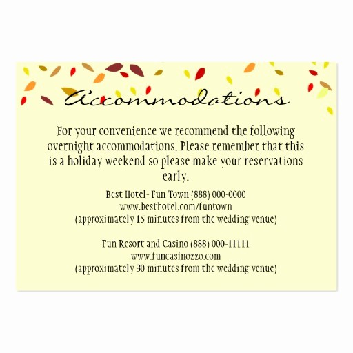 Free Wedding Accommodation Card Template Inspirational Wedding Invitation Wording Wedding Invitation Templates Hotel