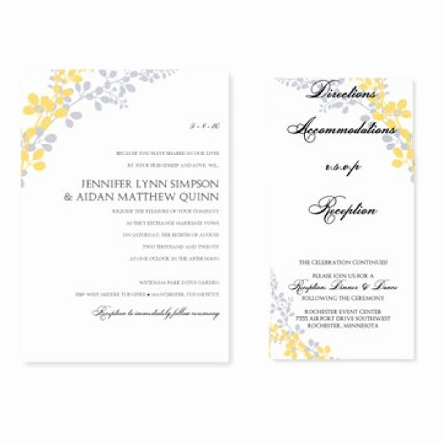 Free Wedding Templates Microsoft Word Inspirational Wedding Invitation Templates Microsoft Word