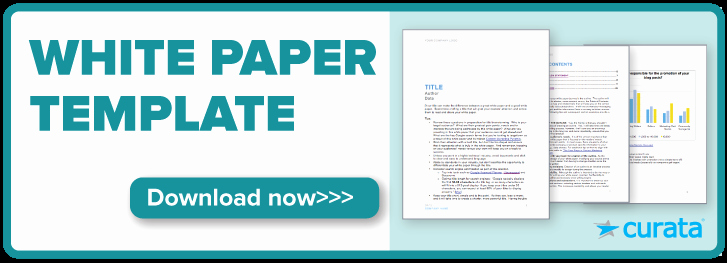 Free White Paper Template Word New White Paper Your Ultimate Guide to Creation