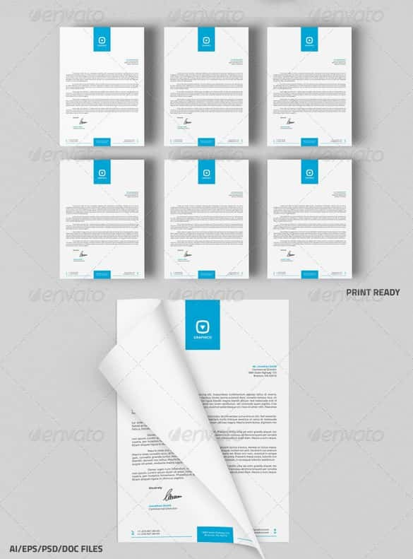 Free Word Document Templates Download Unique 31 Word Letterhead Templates Free Samples Examples